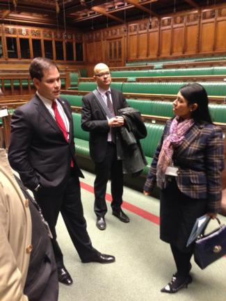 12.4.2013 House of Commons